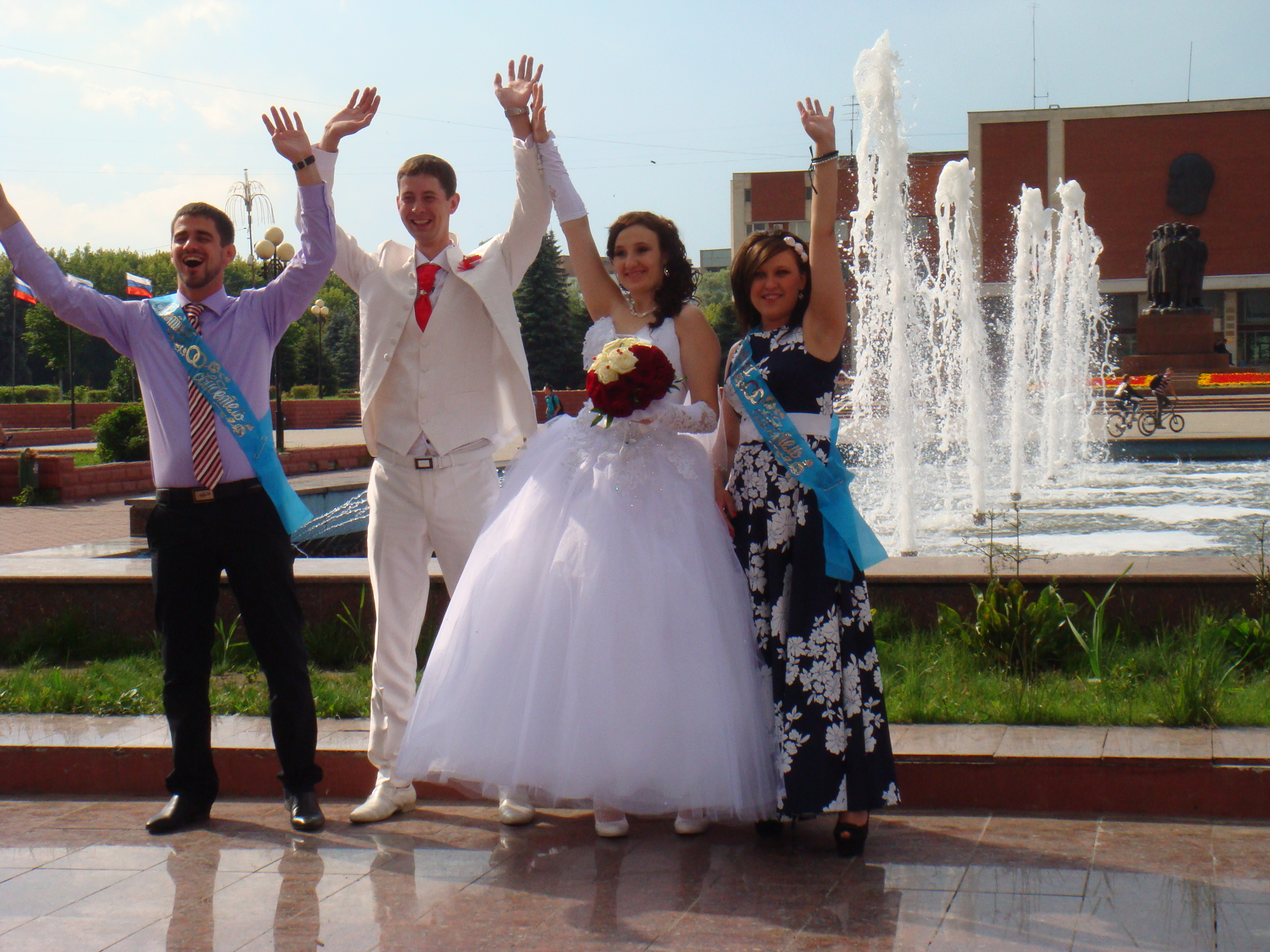 Свадьбы в курчатове фото