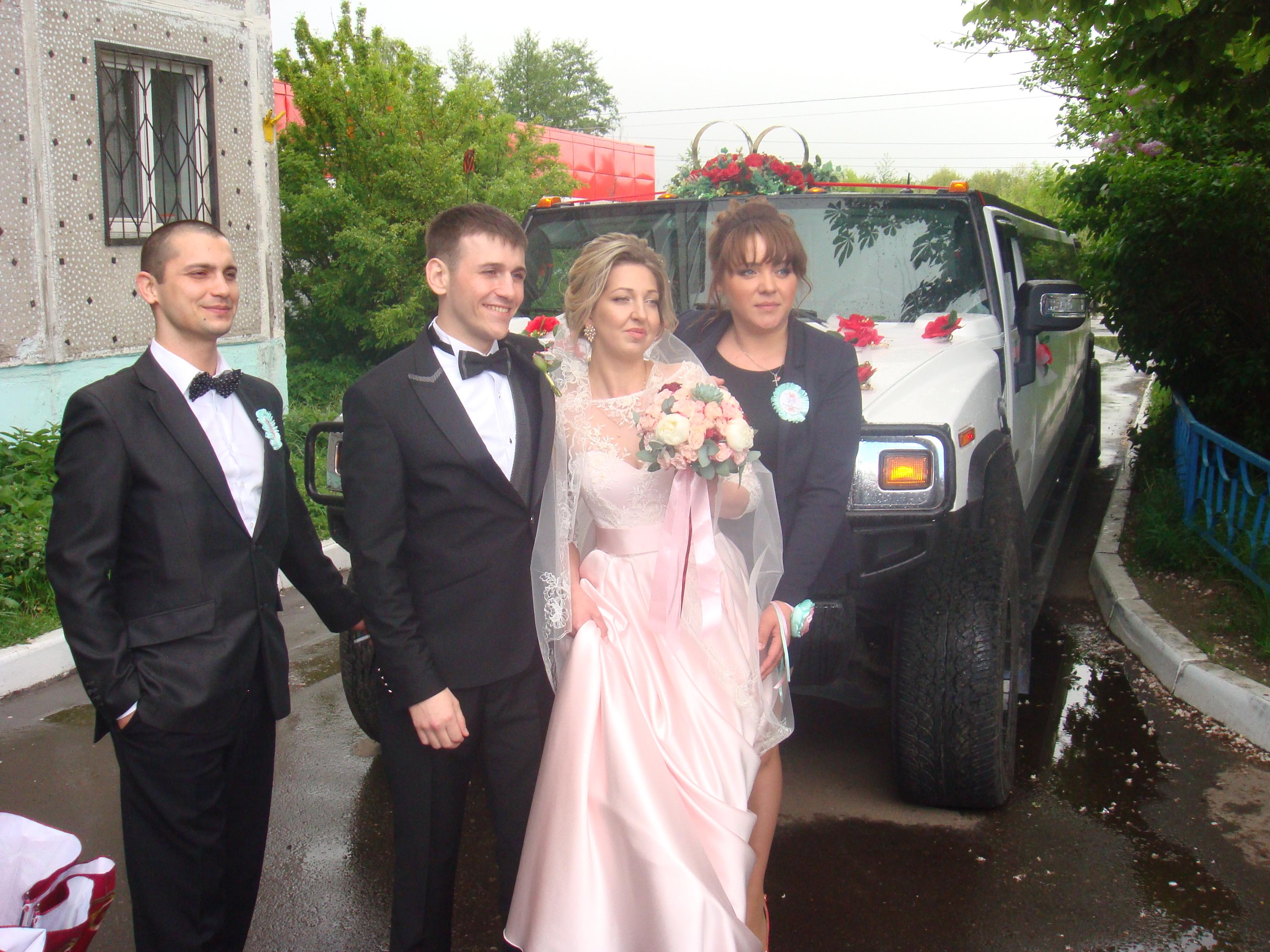 Свадьба в ногинске
