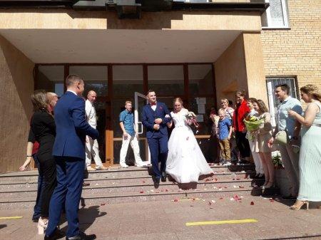 Свадьба в Егорьевске 7 августа 2020 года