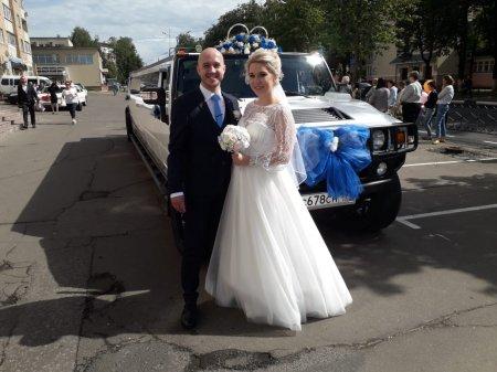 Свадьба в Егорьевске 15 августа 2020 года