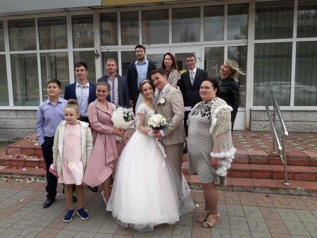 Свадьба в Давыдово 29 августа 2020 года