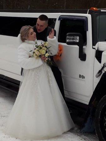 Свадьба в Егорьевске 20 февраля 2021 года