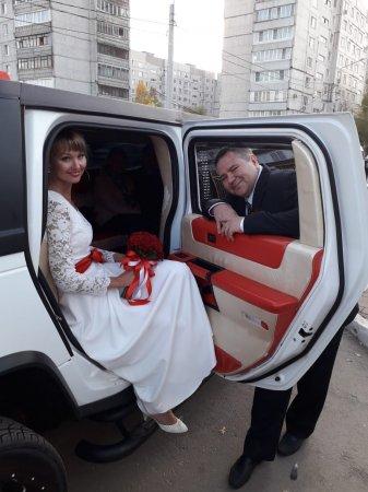 Свадьба в Павловском Посаде 14 октября 2021 года